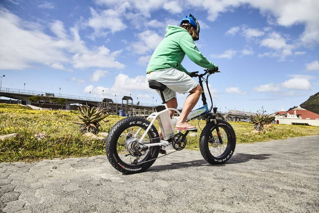 EzyBike Folding Electric Bike
